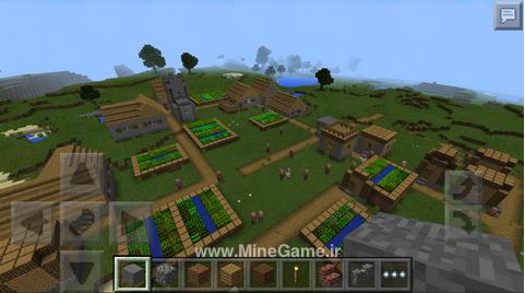جهان را با روستا آغاز کنید!
