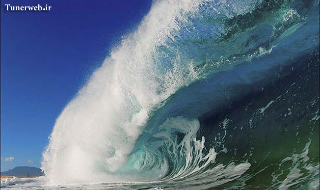 بزرگ ترین موج دنیاا