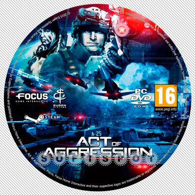 لیبلدیسک Act of Aggression