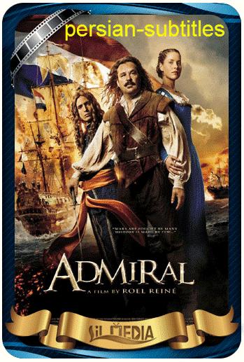 دانلود زیرنویس فارسی فیلم admiral
