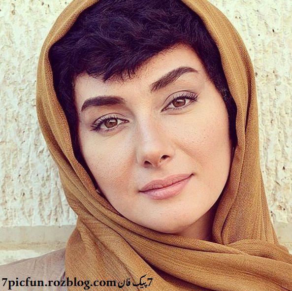 عکس های جنجالی و زیبا از هانیه توسلی شهریور 94