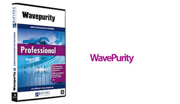 بازسازی آهنگ ها WavePurity Professional 7.80