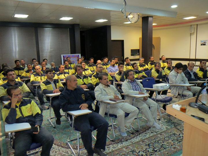 رضا نیک پیام،ایمنی در بزرگراه، ایمنی برق ،Reza Nikpayam