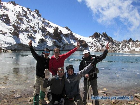 قله سبلان