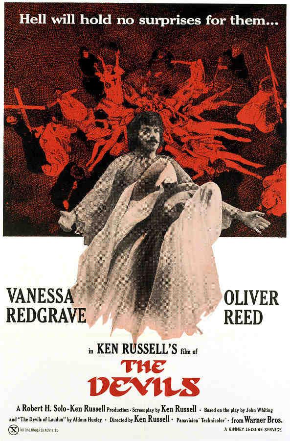 فیلم The Devils 1971