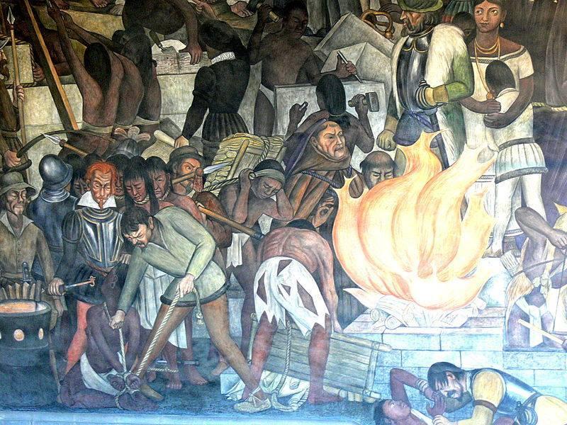 سقوط قوم مایا