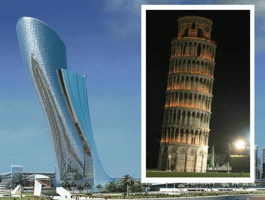عجایب ۱۰ گانه معماری مدرن