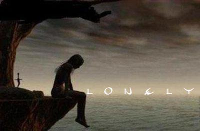 عکس های غمگین دختر تنها