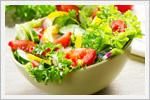 تصاویر زیبا و خوردنی از سالاد