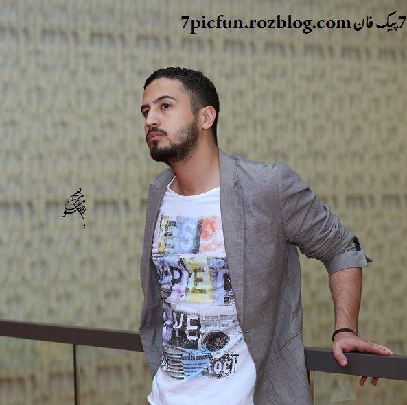 تصاویر بسیار زیبا و جذاب از مهرداد صدیقیان شهریور94