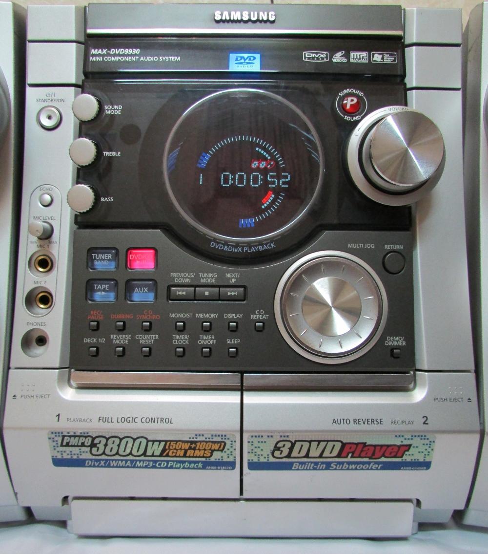 قیمت رادیو ضبط سامسونگ