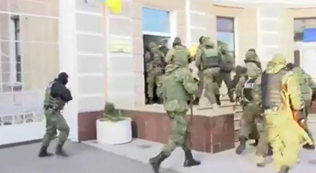 کلیپ جالب از سوتی خفن سرباز اوکراینی