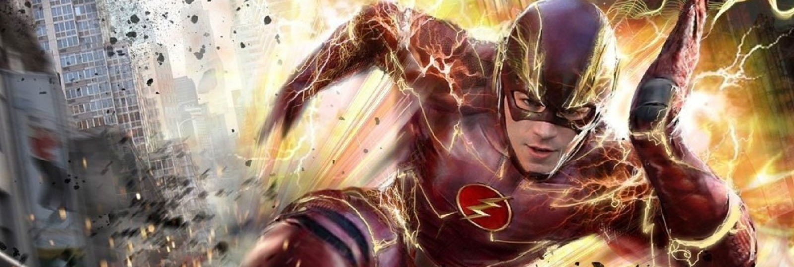 سريال بسيار زيبا و محبوب The Flash محصول سال 2014 آمريکا