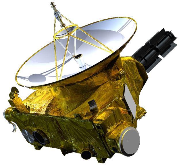 کاوشگر نیوهورایزنز (New Horizons) (افق های نو)