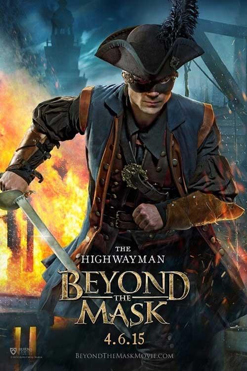 دانلود رایگان فیلم Beyond the Mask 2015