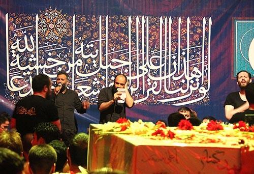دانلود مداحی شب بیست و یکم رمضان 1394