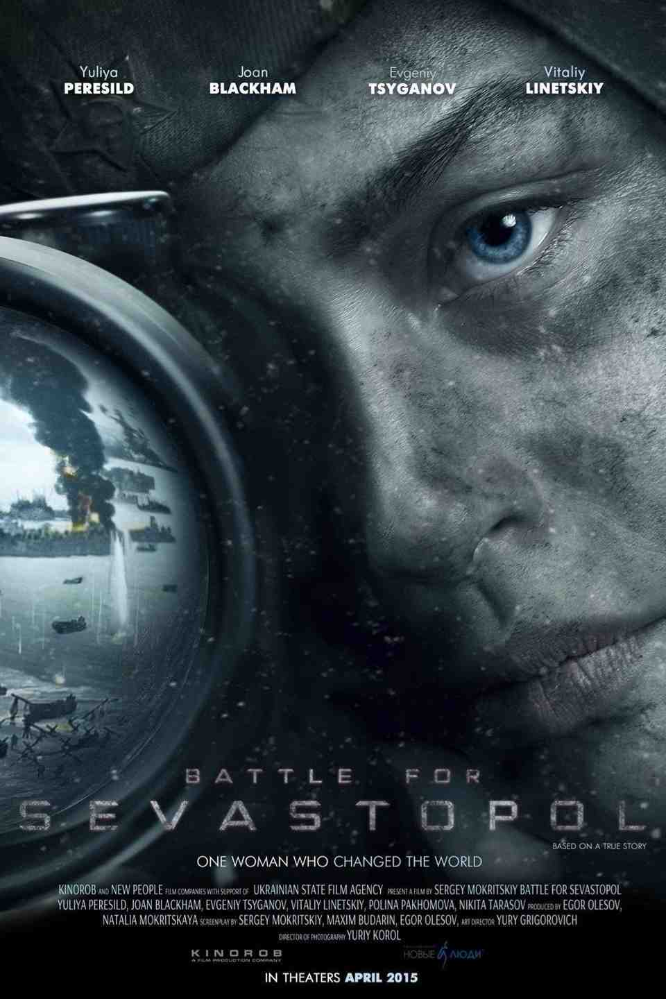 فیلم Battle for Sevastopol 2015