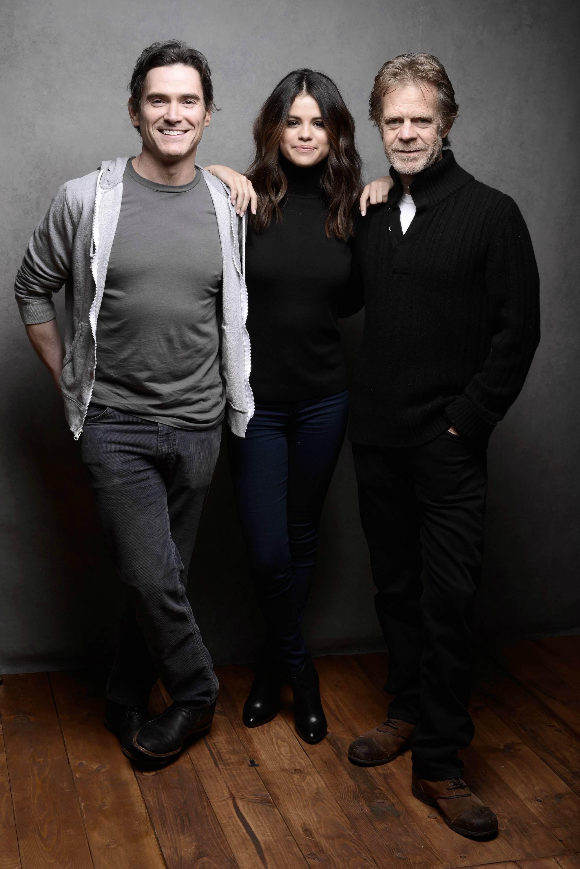 مجموعه شات های سلنا برای 2014 Sundance Film Festival