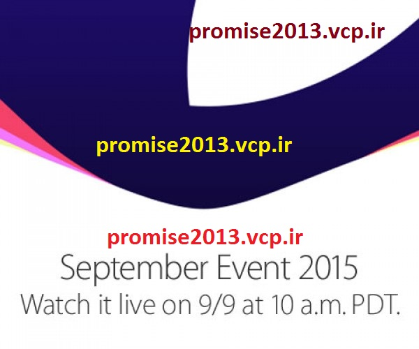 دانلود کنفرانس اپل Apple Special Event 9 September