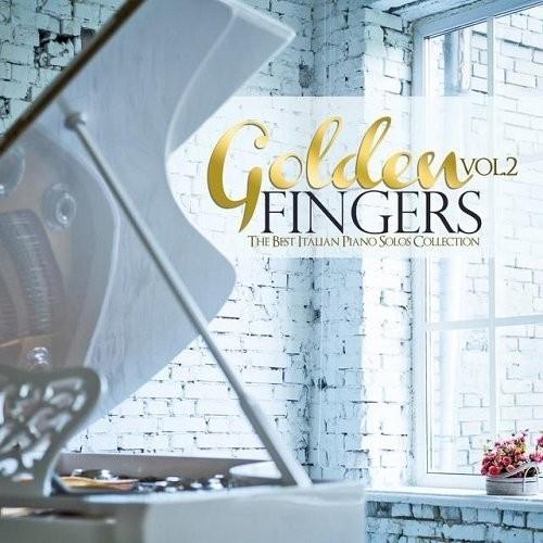 البوم بی کلام پیانو Golden Fingers Vol 2 The Best Italian Piano Solos Collection 2015