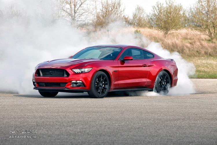 فورد موستانگ ، پرفروش ترین خودرو اسپرت سال ۲۰۱۵ , اتومبیل ها