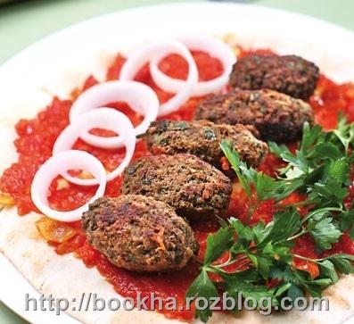 طرز تهیه كباب لقمه با طعم لبناني