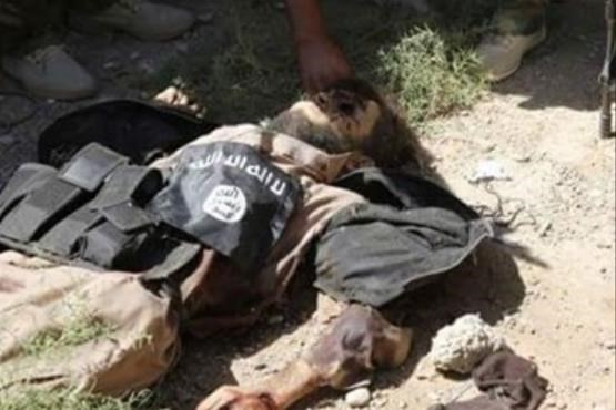 خطرناکترین سرکرده داعش کشته شد , اخبار گوناگون