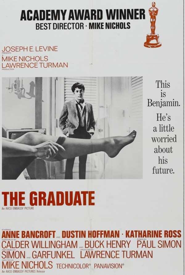 فیلم The Graduate 1967