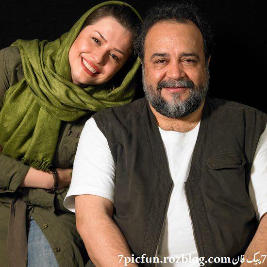 زیباترین و جذاب ترین تصاویر مهراوه شریفی نیا شهریور 94