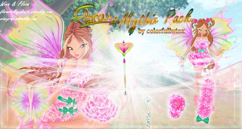 Winx & Flora / وینکس & فلورا/ بهترین و بروز ترین وب وینکسی بکیلیک