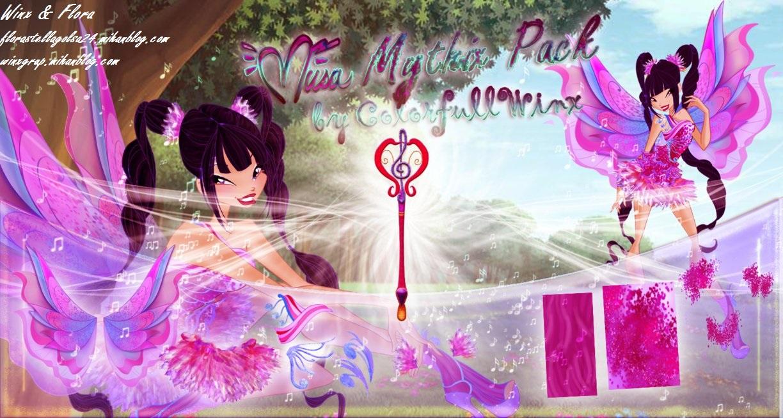 Winx & Flora/وینکس& فلورا /یکی از بهترین و بروزترین وب وینکسی بکیلیک