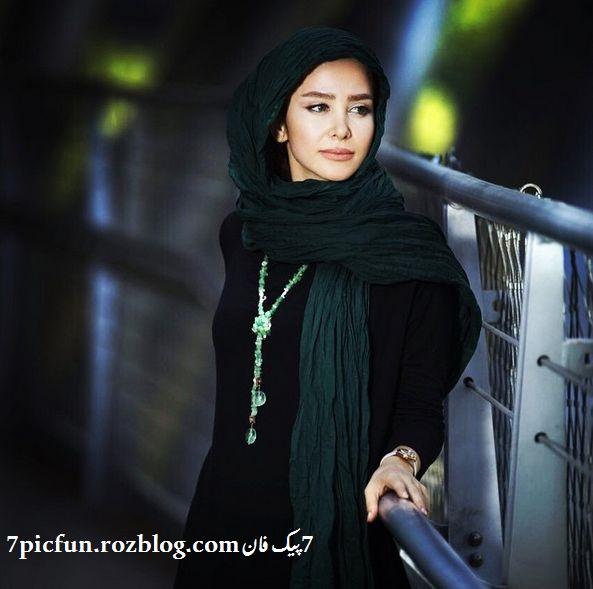 جذاب ترین تصاویر الناز حبیبی شهریور 94