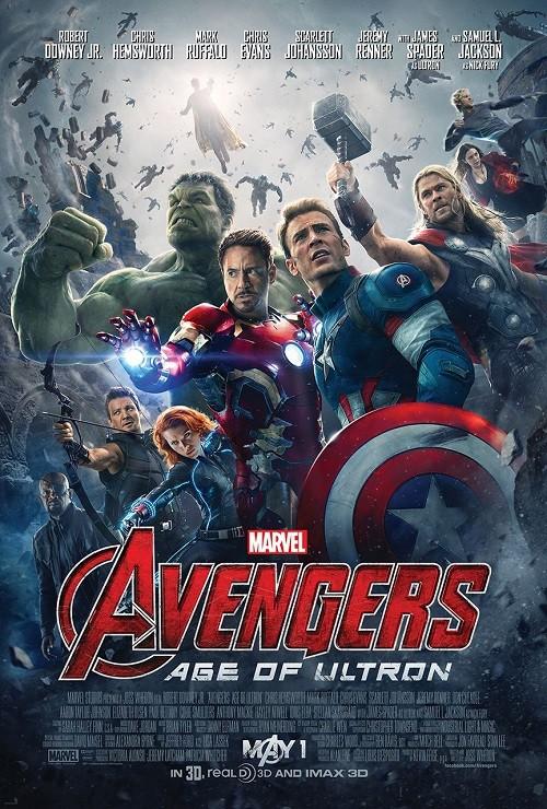 دانلود دوبله فارسی فیلم Avengers: Age of Ultron 2015