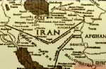 دفتر یاداشت فیلم وانیمیشن تاریخی تجزیه ایران به سه منطقه