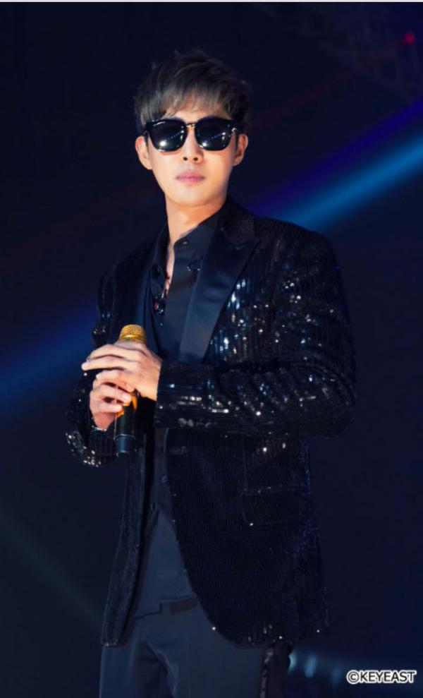 [Photo] Kim Hyun Joong Japan Mobile Site Update [2015.09.14]
