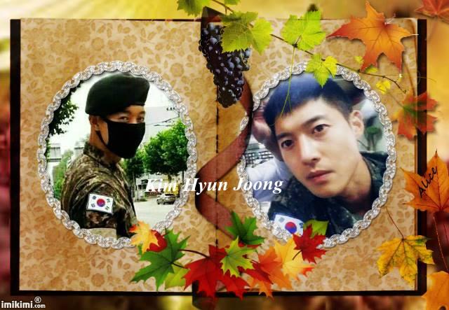 Cute Fanart of Kim Hyun Joong