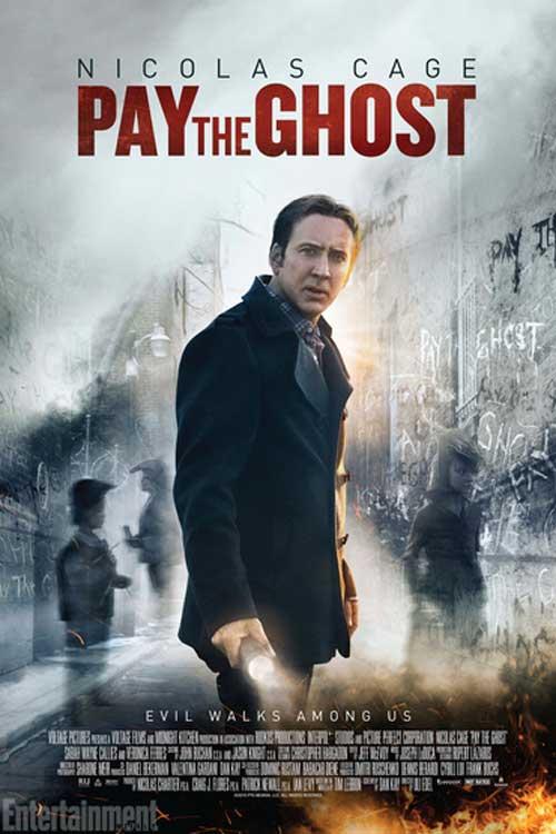 دانلود فیلم پرداخت به شبه Pay the Ghost 2015