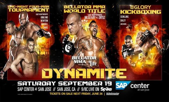 دانلود مسابقات بلاتور 142| Bellator.142.Dynamite.1.Ortiz.vs.McGeary