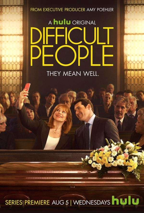 سریال Difficult People فصل 1