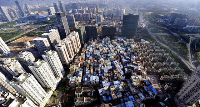توسعه درون شهری