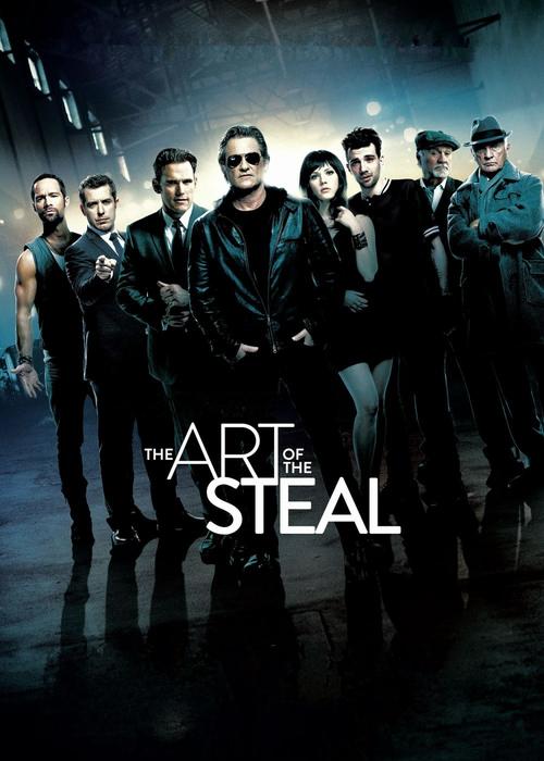 دانلود دوبله فارسی فیلم The Art of the Steal 2013