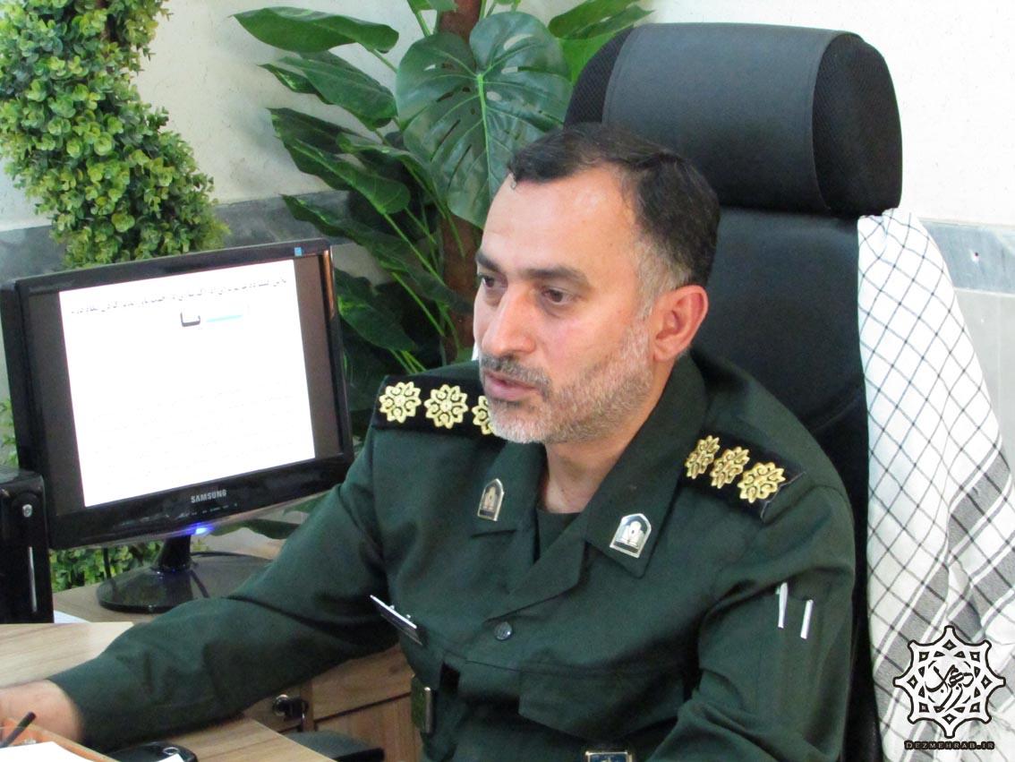 فرمانده سپاه دزفول در نشست خبری: تحریم به ما کمک کرد تا به باور ما میتوانیم برسیم +عکس