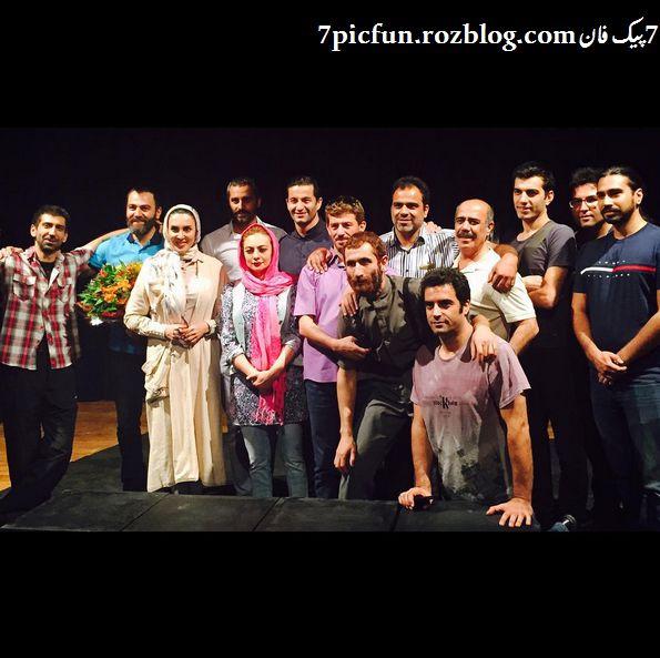 تصاویر بسیار زیبا و جذاب از لیلا بلوکات مهر94
