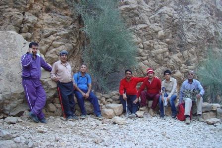 کوهپیمایی بچه های کوهستان 23و 30شهریور 94