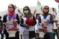 گزارشی تصویری از کنسرت خیابانی برای صلح در کابل