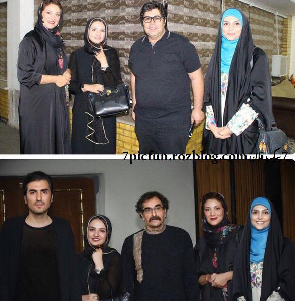 جدیدترین تصاویر گلاره عباسی مهر94
