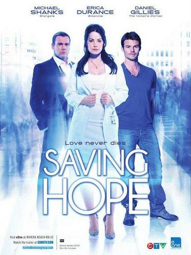 سریال Saving Hope فصل 4