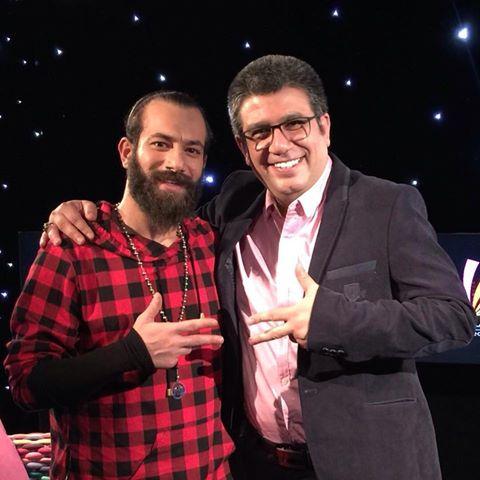 دانلود گفتگوی جنجالی رضا رشیدپور و امیر تتلو در برنامه دید در شب