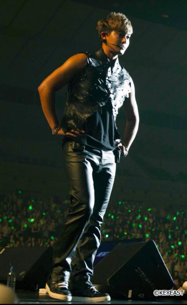 [Photo] Kim Hyun Joong Japan Mobile Site Update [2015.09.25]
