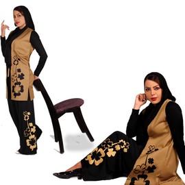ست سارافون و دامن شلواری نیلوفر,انواع سارافون زنانه و دخترانه,خرید سارافون جدید 2015,مدل جدید دامن شلواری سال 1394